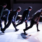 Dance Company Nanine Linning / Theater Heidelberg in Endre Schumickys CHOPP'D UP CHAPTERS; Foto Annemone Taake